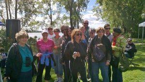 Dorval Walk-a-thon Hope & Cope team