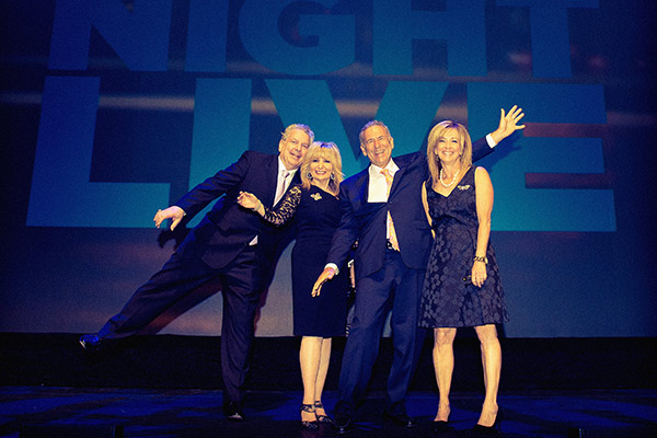 Monday Night Live Gala raises record $3.2 million