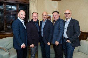 Five fabulous guys
