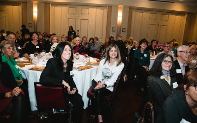 Volunteer Recognition Brunch hits all the right notes