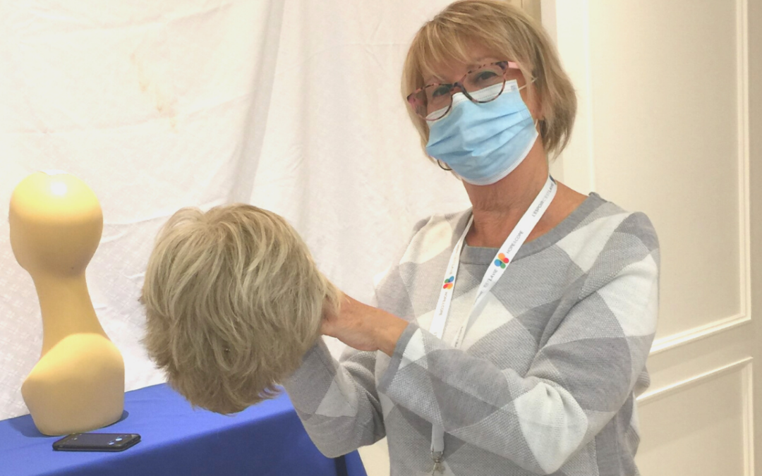 Le programme virtuel de perruques répond aux besoins des patientes pendant la pandémie