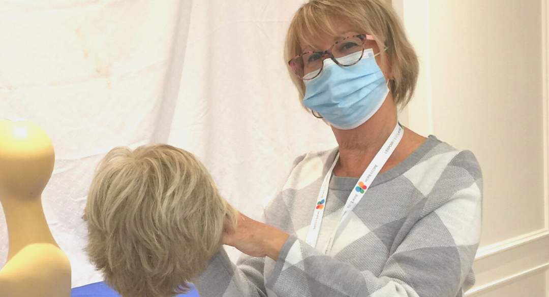 Virtual wig program meets patient needs during the pandemic